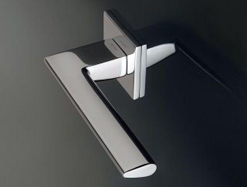 Zwarte Sophie Deurkrukken : Olivari by intersteel exclusieve italiaanse design deurkrukken